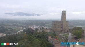 HeliVR per Marcopolo.TV al Castello di Poppi