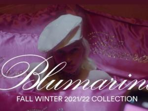 Blumarine fall winter 2021 2022
