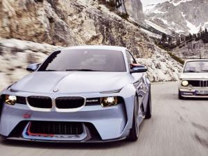 BMW 2002 Hommade