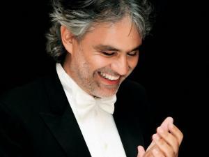Bocelli in concerto