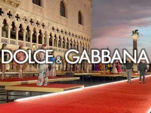 Dolce e Gabbana Alta Moda Venezia 2021