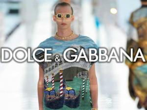 Dolce e Gabbana Alta Sartoria Venice 2021