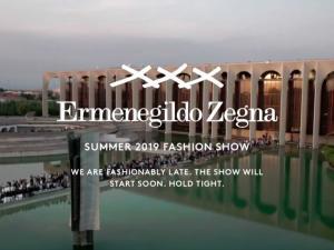 Ermenegildo Zegna Summer 2019