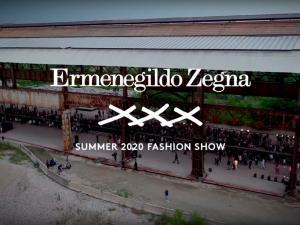 Ermenegildo Zegna XXX Summer 2020