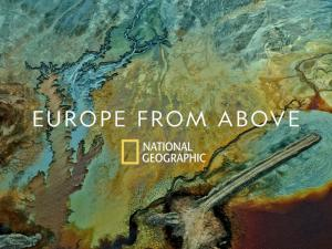 Europe from Above Spagna 2