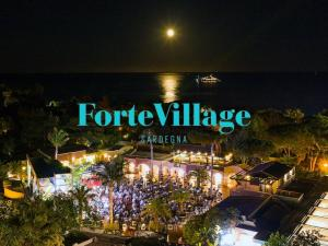 Forte Village Full Moon 2019