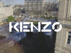 Kenzo Autunno Inverno 2020 Parigi