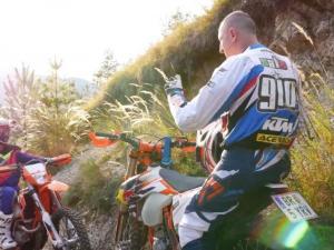 KTM con Gio Sala