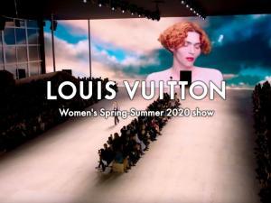 Louis Vuitton Primavera Estate 2020 Fashion Show