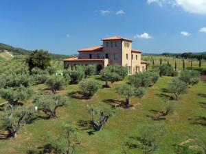 Massa Marittima Luxury Villa