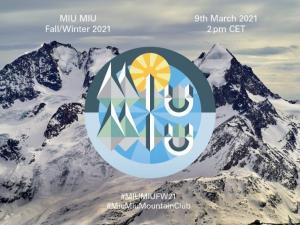 Miu Miu Fall Winter 2021