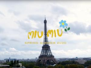 Miu Miu Primavera estate 2020