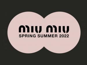 Miu Miu Spring Summer 2022