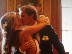Nico Rosberg e Vivian Sibold