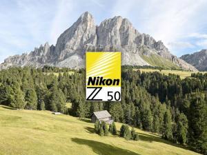 Nikon Z50 con Alex Stead