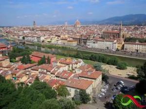 Rai Uno Paese che Vai Firenze 8