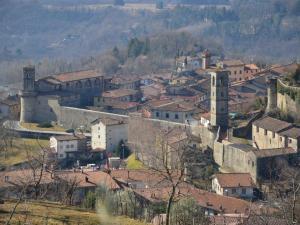 Riprese aeree Castiglione di Garfagnana