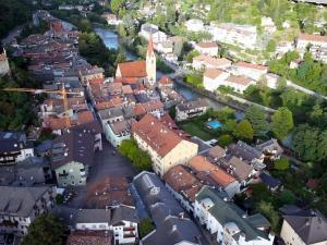 Riprese aeree Chiusa Bolzano 2