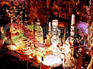 Riprese aeree Grotte di Frasassi