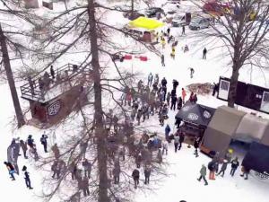 Snow Quake 2018 Ice Rosa Ring 9