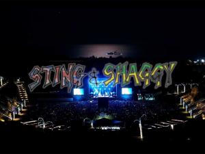 Sting and Shaggy Tour