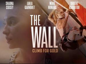 The Wall Climb for Gold