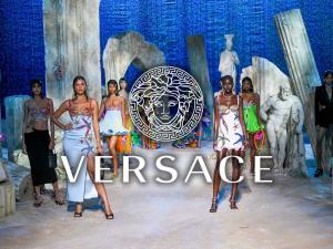 Versace Spring Summer Woman 2021