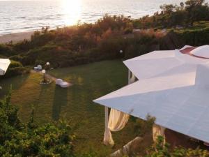 Villa sul mare a Sabaudia