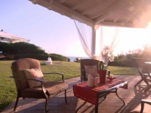 Villa sul mare a Sabaudia 2
